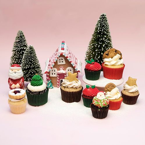 CHRISTMAS CUPCAKE FUNDRAISER - PICK UP ONLY 19 DECEMBER 2020