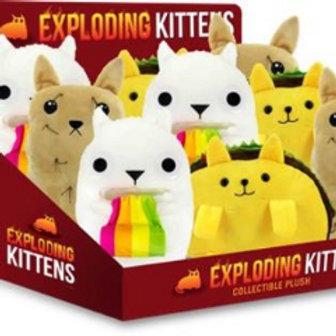 Exploding Kittens Plush
