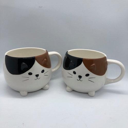 Puriketsu Japanese Cat Mug