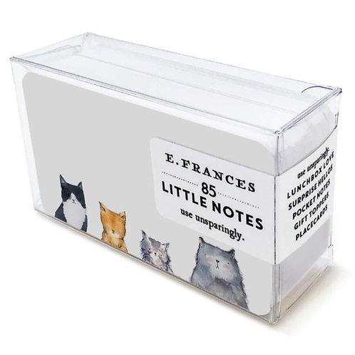 Little Notes - Cat