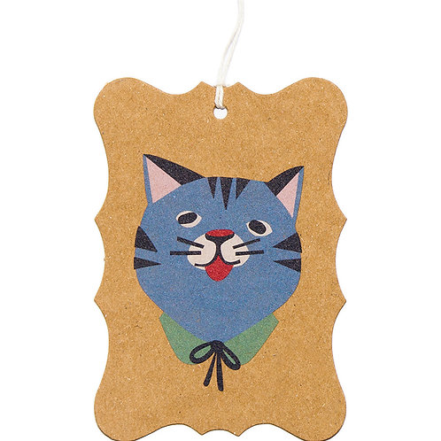Gift Tag - Cat