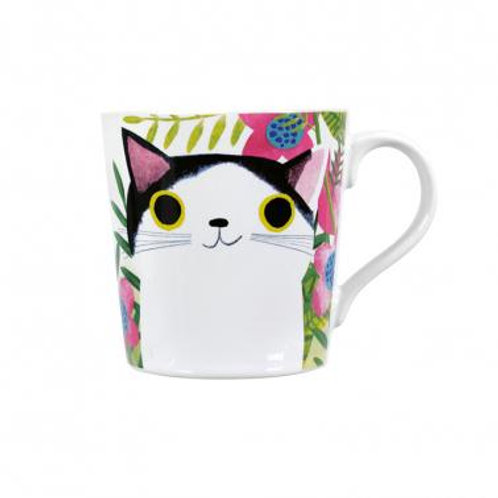 Mug Boxed - Planet Cat (What Greater Love)
