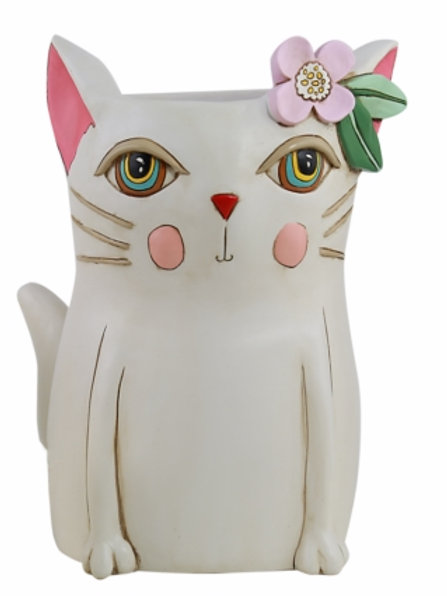 Planter - Pretty Kitty Super Planter