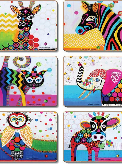 Going Tribal - Coasters