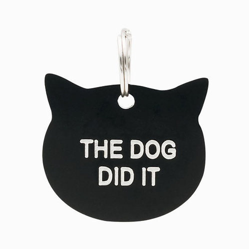 Say What Cat Tags