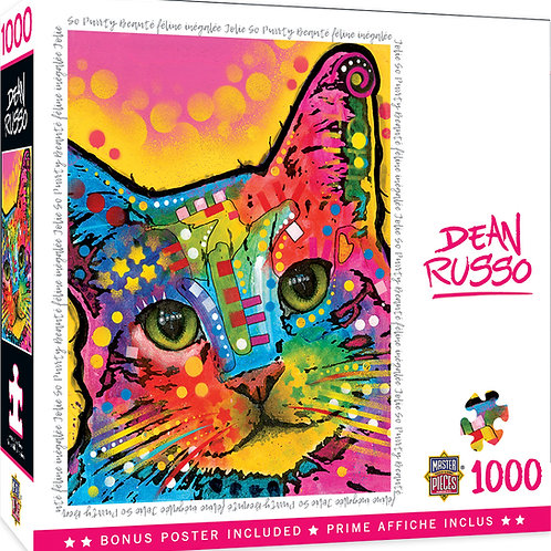 Puzzle Dean Russo So Puuurty Puzzle 1,000 pieces