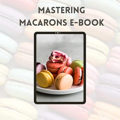 Mastering Macarons eBook
