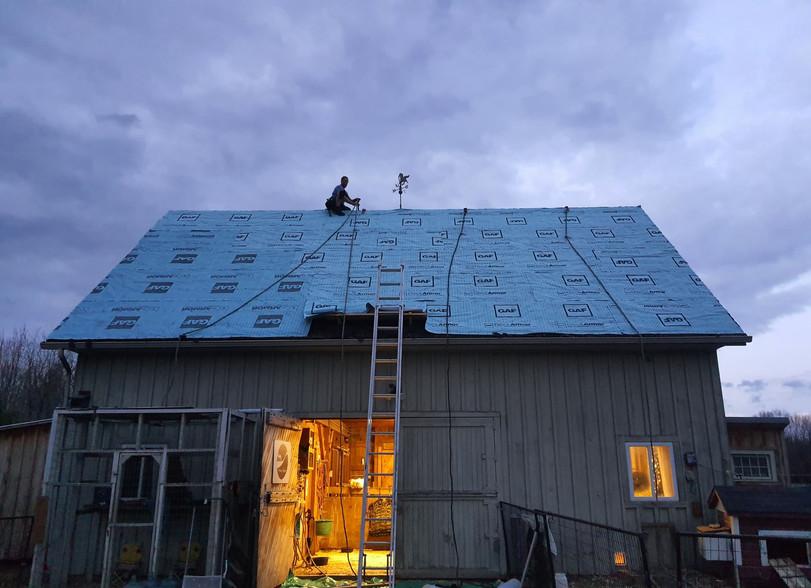 Roofing Contractor Barrhaven
