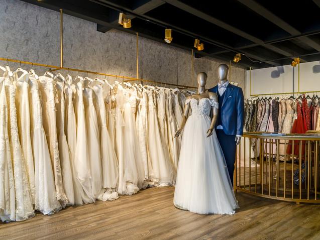 Für jede Braut ihr Kleid