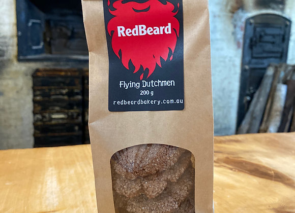 Flying Dutchman biscuits, 200g
