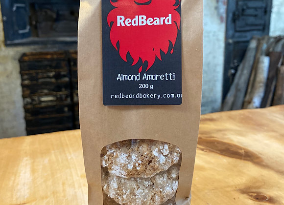 Almond Amaretti biscuits, 200g