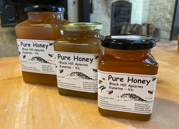 Pure honey, 1kg