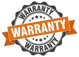 Lite Quartz Warranty Form Pack of 20