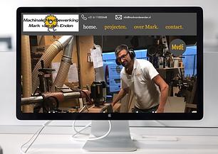 Website Machinale Houtbewerking | Mark v