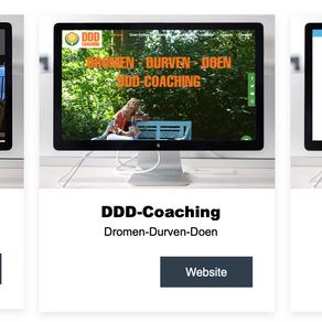 Wij bouwen en beheren je website