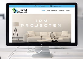 Website JPM Projecten _ To Assist, Grenz
