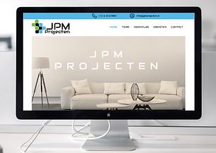 Website JPM Projecten _ To Assist, Grenz