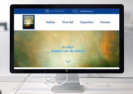 Website Aaf Renkema | To Assist, Grenzel