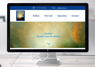 Website Aaf Renkema | To Assist, Grenzel