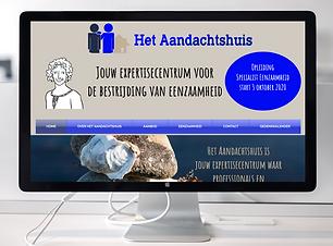 Website Het Aandachtshuis | To Assist, G