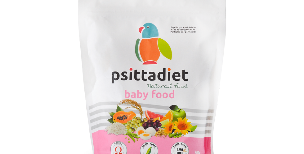 Psittadiet - Baby Food
