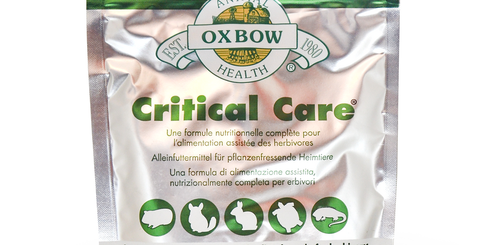 Oxbow Critical Care