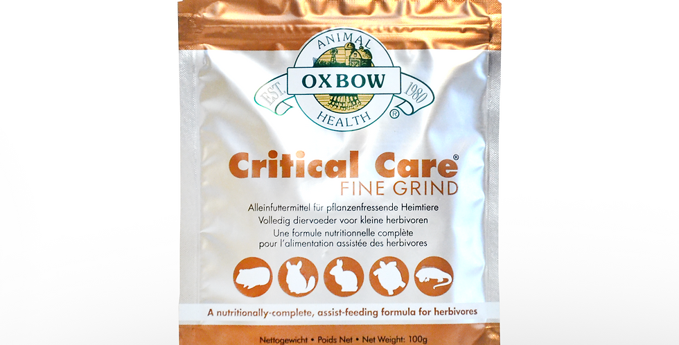 "Oxbow Critacal Care ""Fine Grinde"""