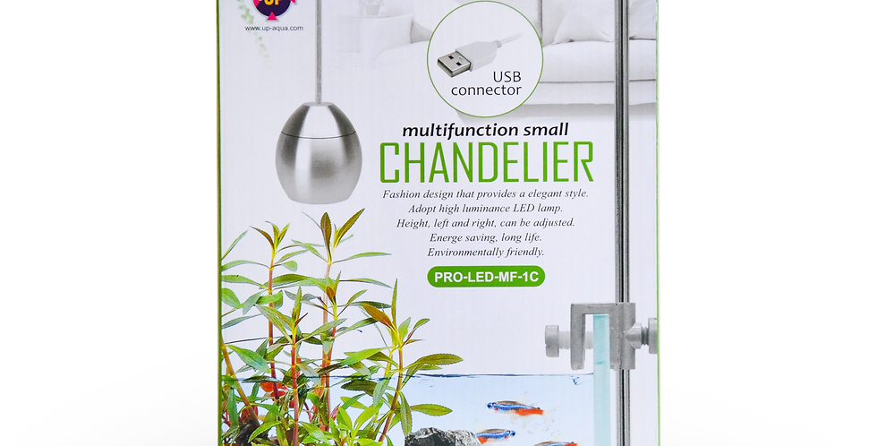 "Luce Led ""Chandelier"""