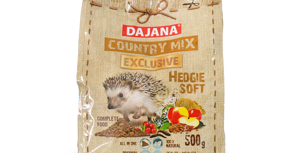 Country Mix - Hedgie Soft