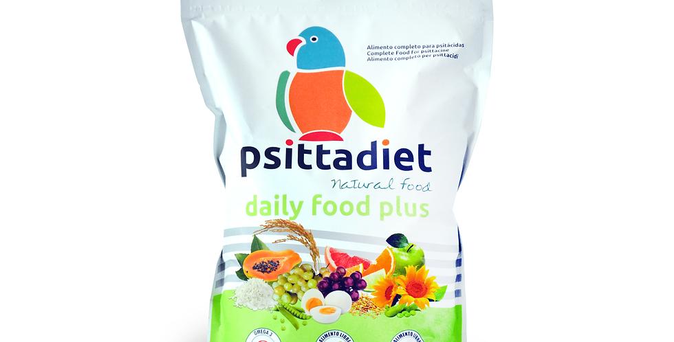 Daily Food Psitta Diet