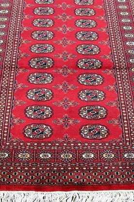 lustrous super quality fine handmade bokhara rug - Bokhara Rug
