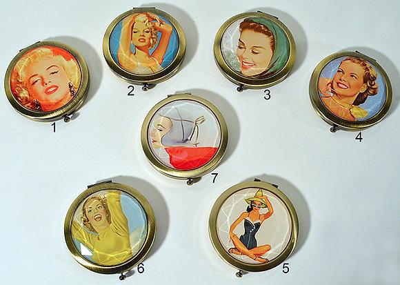 Spiegeldosen_Vintage 2