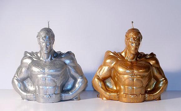 Superman / silber oder gold