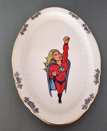 Platte Superwoman