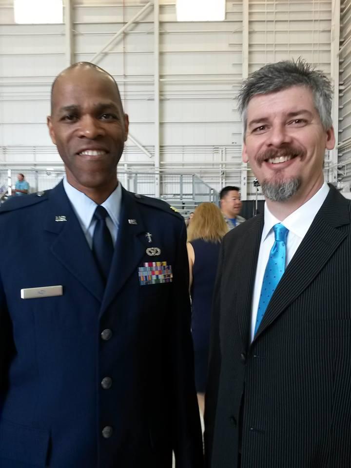 USAF Chaplain