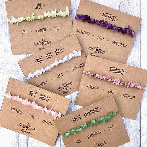 Mix & Match Crystal Bracelets