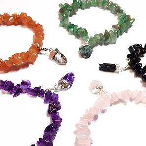 Mix and Match Crystal Bracelets and Crystal Charms