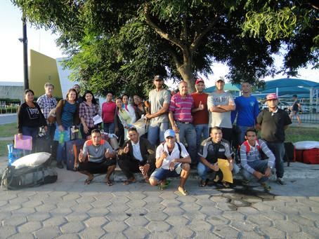 SPMNE recebe mais 19 migrantes na Casa do Migrante em Jacumã