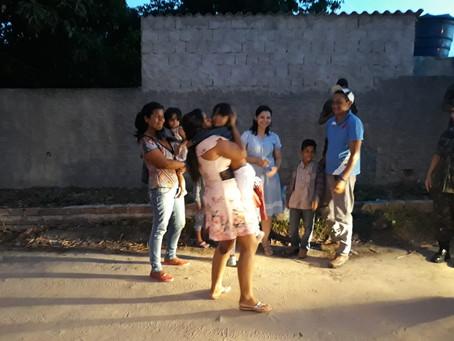 REENCONTRO FAMILIAR EM JACUMÃ