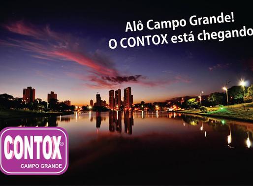 GRADE CIENTÍFICA DO 12º CONTOX > EM CAMPO GRANDE/MS