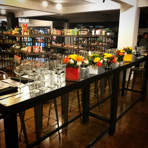 La Bouchee Wine Tasting Event