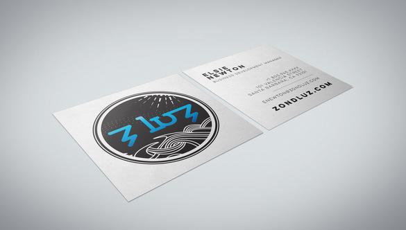 Naming, logo, and business card design