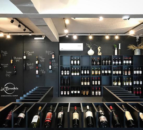 La Bouchee Wine