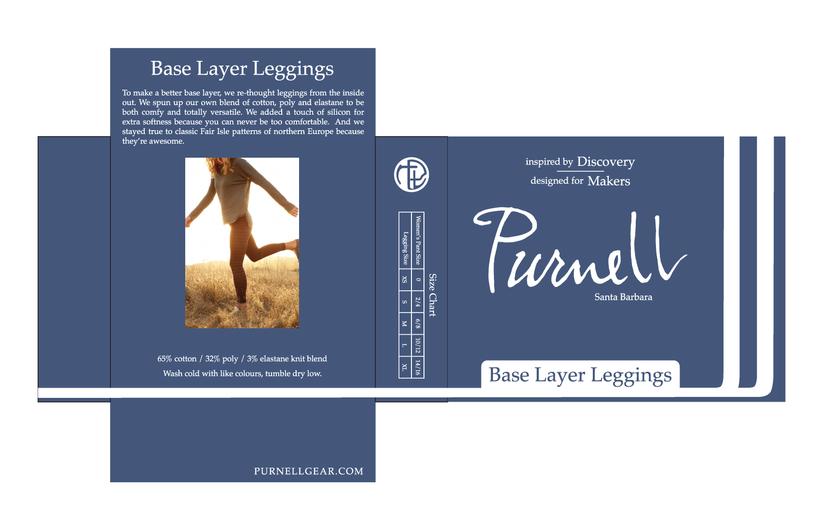 Purnell Legging