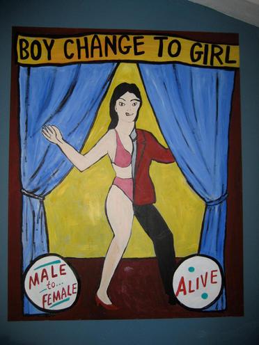 Boy Change to Girl
