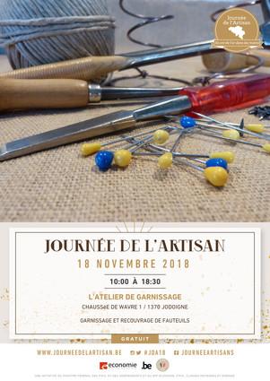Journée de l'artisan 2018