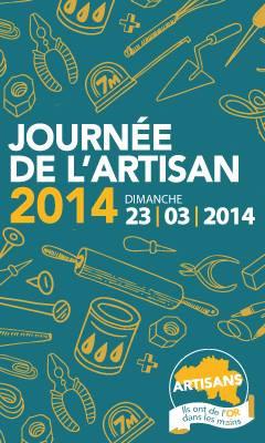 Journée de l'artisan 2014