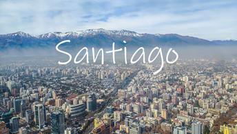 Visit Santiago in Chile