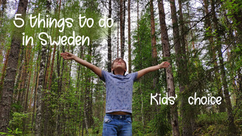 5 things to do in Sweden