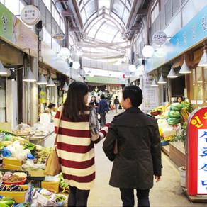 ลองเที่ยวที่ลับๆของเกาหลี อย่างตลาดพื้นบ้านกัน !